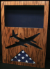 U-2 Shadow Box Air Force Aircraft Shadow Box