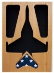 F-18 Shadow Box Air Force Aircraft Shadow Box
