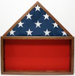 Type B Shadow Box Flag Case