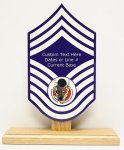 Selection Plaque with Coin Holder Plaques